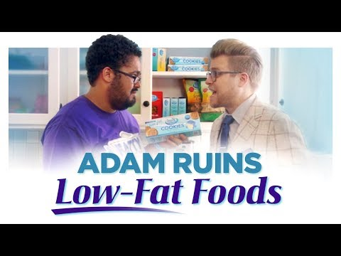 Adam Ruins Everything LowFat Foods Are Making Us