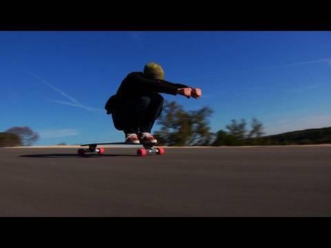 Go Longboard 2009 Skateboarding