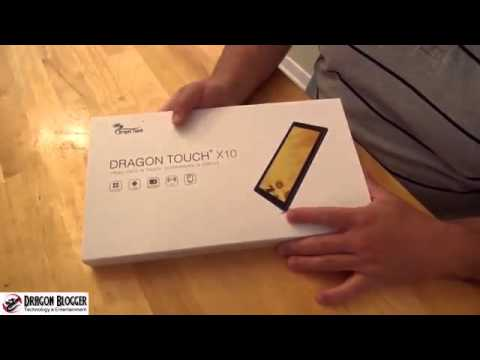Dragon Touch X10 10'' Android 5.1 Tablet PC Review