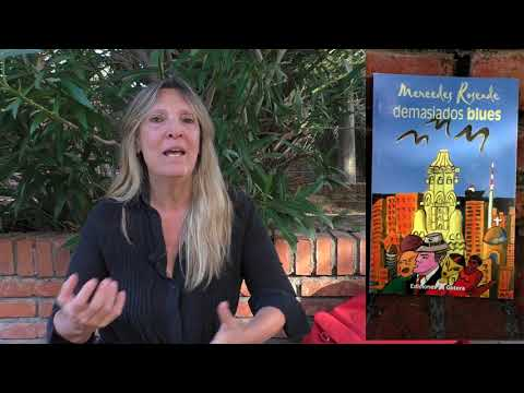 Cap 5 Mercedes Rosende. Novelas atrapantes, de frases cortas y lenguaje coloquial.