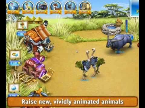 Farm Frenzy 3 Nintendo DS