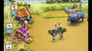 Farm Frenzy Madaqaskar videosu