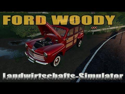 Ford Woody v1.0.0.0