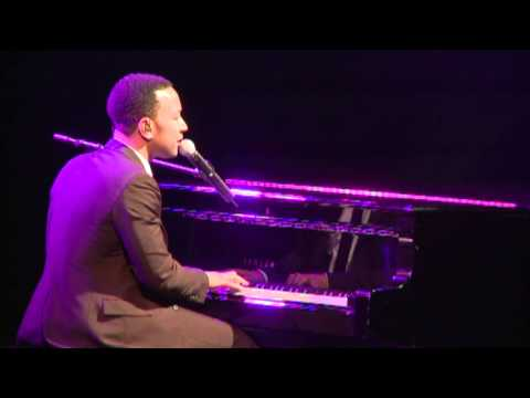 John Legend talks about education at DSU