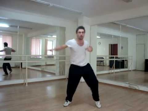 Клубные танцы от Георгия Осадчего. Урок видео.