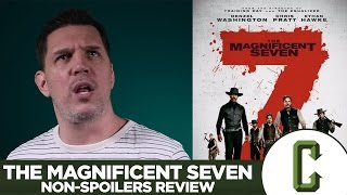 The Magnificent 7 Non-Spoilers Review by Collider
