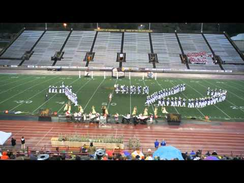 Capital HS - 2013 WV Marching Band Invitational