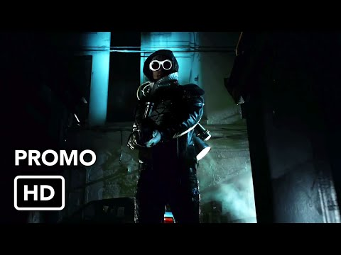 Gotham Season 2 (Promo 'The Chilling New Chapter Begins')