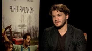 Nonton 'Prince Avalanche' Emile Hirsch Interview Film Subtitle Indonesia Streaming Movie Download