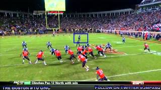 Tre Boston vs Virginia (2012)