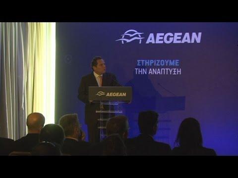 14 νέοι προορισμοί από την Αθήνα ανακοίνωσε η Αegean