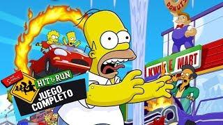 THE SIMPSONS: HIT AND RUN | JUEGO COMPLETO EN ESPAÑOL - [Full Game Walkthrough]