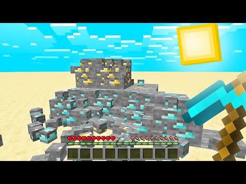 MİNECRAFT AMA GERÇEKÇİ! 😱 - Minecraft