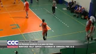 Torneo Anual - Final Ida