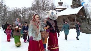 В Музее деревянного зодчества «Витославлицы» прошли