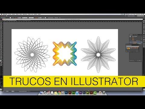 Tutorial Illustrator // Trucos desde el panel apariencia by @Conecta
