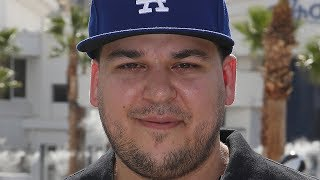 Video Rob Kardashian's Dramatic Weight Loss Transformation MP3, 3GP, MP4, WEBM, AVI, FLV Juli 2018