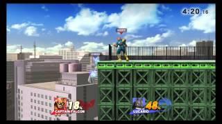 Smash Bros Elgato test