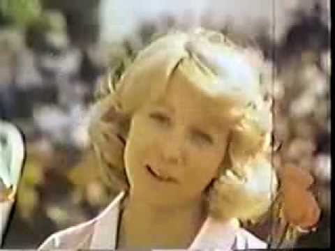 1970's commercial starring Teri Garr, Tom Selleck, and Penny Marshall