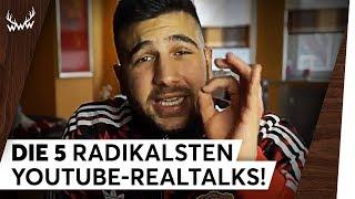 Video DIE 5 RADIKALSTEN YOUTUBE-REALTALKS! | TOP 5 MP3, 3GP, MP4, WEBM, AVI, FLV Agustus 2018