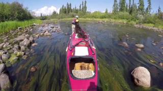 Video 5: Peter Pond Lake, La Loche River, Lac La Cloche & Methye Portage (Summer 2016 / Été 2016