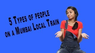 XxX Hot Indian SeX 5 Types Of People You Meet On Local Trains MostlySane .3gp mp4 Tamil Video