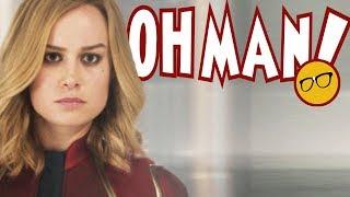 Video Captain Marvel Review | Agenda Invades The MCU Et Tu, Kevin? MP3, 3GP, MP4, WEBM, AVI, FLV Maret 2019