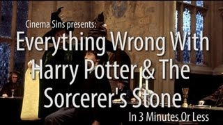 Video Everything Wrong With Harry Potter & The Sorcerer's Stone In 3 Minutes Or Less MP3, 3GP, MP4, WEBM, AVI, FLV Agustus 2018