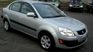 2009 Kia Rio LX, 4 Door Sedan, 1.6 Liter 4cyl, Automatic Transmission, Air Conditioning!!!