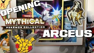 Opening a Pokemon TCG Arceus Mythical Pokemon Collection Box - Generations - WOOHOO! by Flammable Lizard