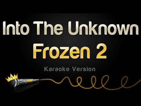 Frozen 2 - Into The Unknown (Karaoke Version)
