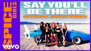 Spice Girls - Say You'll Be There videoklipp