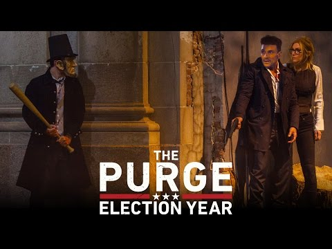 The Purge: Election Year - Official Trailer 2 (HD)