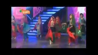 Afghan Girls Dancing Attan Very Nice Afghan Music 2013 - 1392.