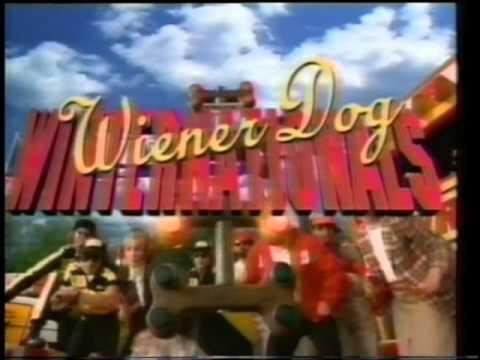 Miller Lite Wiener Dog Winternationals TV Commercial @ 1993