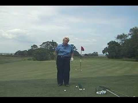Golf Instruction – Chipping Trajectory Lesson and Tips