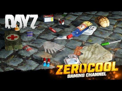 Гайд по Медицине - DayZ Origins 1.8