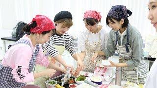 「3・1・2弁当箱法」体験セミナー(食育実践演習)