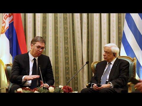 Πρ.Παυλόπουλος: Η Ελλάδα θα υπερασπιστεί στο ακέραιο, τα σύνορα, το έδαφος και την ΑΟΖ…