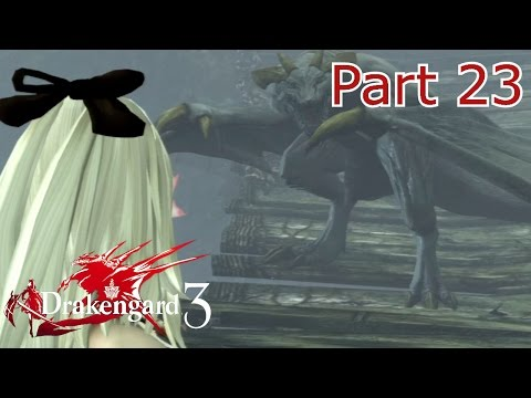 Drakengard 3 (Drag-On Dragoon 3) Walkthrough - Part 23 Chapter 3 Verse 5 {English, Full 1080p HD} (видео)