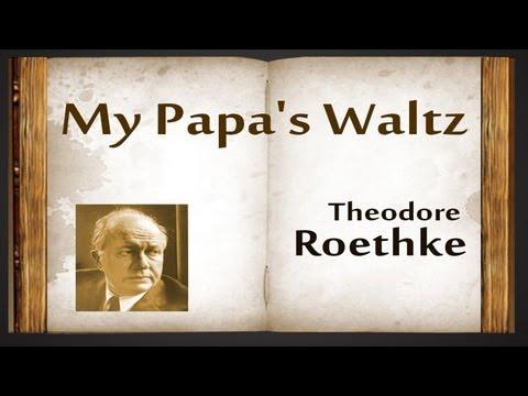 Theodore Roethke youtube
