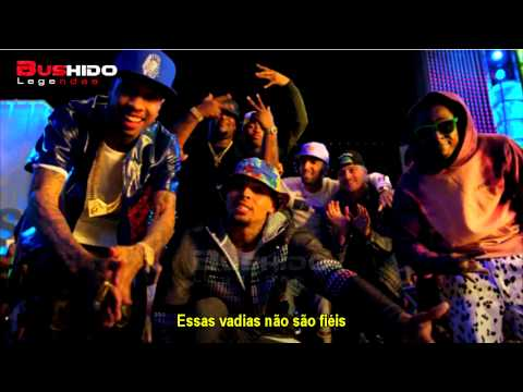 Chris Brown Feat. Lil Wayne & Tyga - Loyal (Legendado - Tradução)