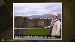 Beaumaris United Kingdom  city pictures gallery : Beaumaris Castle - Beaumaris, Island of Anglesey, North Wales, Wales, United Kingdom