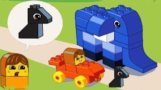 Video LEGO DUPLO Cartoon Mini Stories | Kids Night Story Animation Lego Education Game for Kids & Toddlers MP3, 3GP, MP4, WEBM, AVI, FLV Agustus 2017