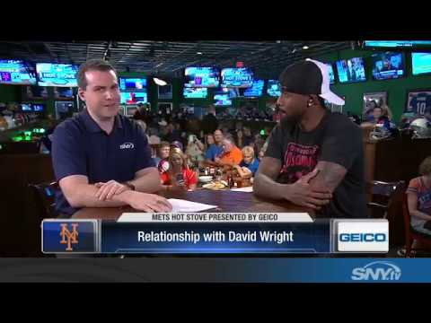 Video: Jose Reyes talks relationships with Wright, Cabrera, and Rosario