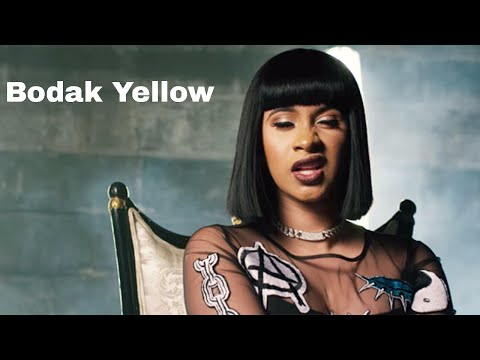 Video Cardi B - Bodak Yellow [OFFICAL MUSIC VIDEO DANCE] download in MP3, 3GP, MP4, WEBM, AVI, FLV January 2017