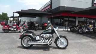 4. 2009 Harley-Davidson Fatboy - Used Motorcycle For Sale