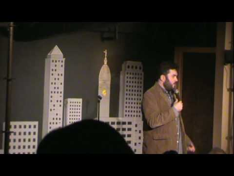 Helium Comedy Club March 6, 2010 Part 1