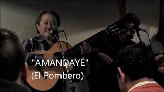 "Download Lagu ""AMANDAYE""   (El Pombero) Mp3"