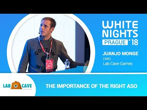 Juanjo Monge (Lab Cave Games) - The Importance of the Right ASO